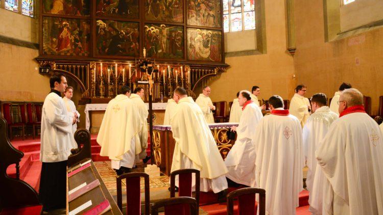 27. 2. 2016: Výročie prevzatia správy diecézy