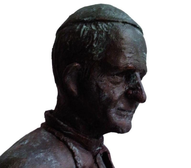 Biskup Ján – muž modlitby a askézy