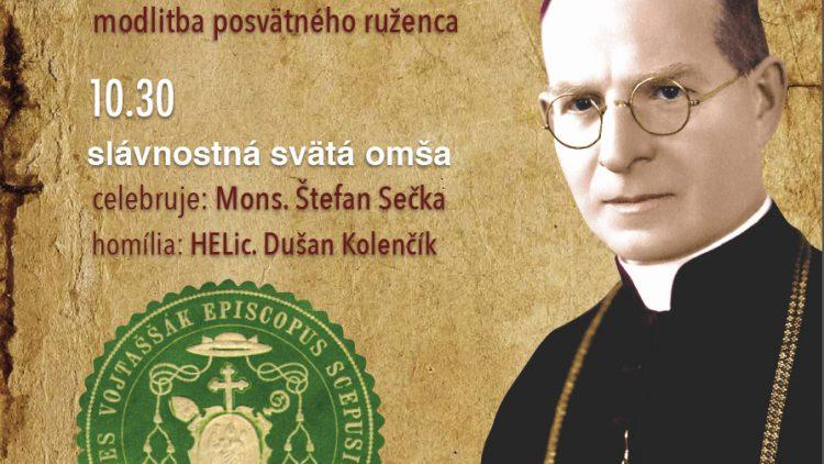 Spomienka na narodenie biskupa Jána